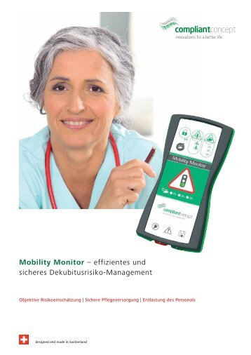 Mobility Monitor – effizientes und sicheres ... - Compliant Concept