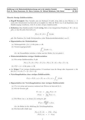 Lösung Blatt 5