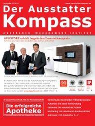 Der Ausstatter - Die erfolgreiche  Apotheke - Fachzeitschrift für die ...