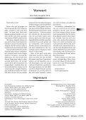 EGAL, WAS SIE TUN – WIR SIND DABEI! - Dom-Report - Seite 3