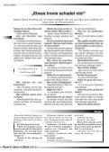 EGAL, WAS SIE TUN – WIR SIND DABEI! - Dom-Report - Seite 6