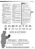 EGAL, WAS SIE TUN – WIR SIND DABEI! - Dom-Report - Seite 7