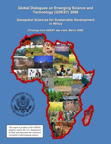 GDEST Site Visit Report - US Department of State