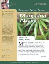 Marijuana Abuse - State of Iowa