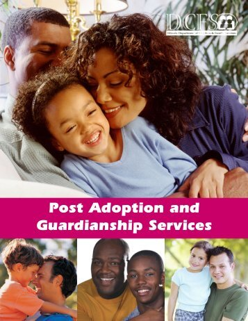 Post Adoption And Guardianship Services - State of Illinois