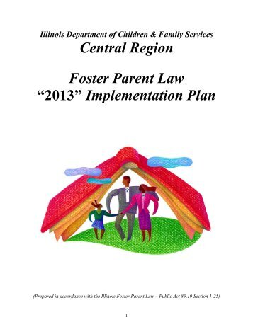Foster Parent Law - State of Illinois