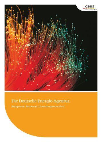 Die Deutsche Energie-Agentur.