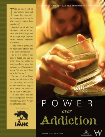 iw 04.08 Addiction - State of Indiana