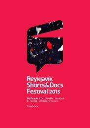 Bíó Paradís / KEX / Slipp Bíó -Reykjavík 9. - 16. maí / shortsdocsfest ...