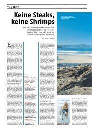 Weder Steaks noch Shrimps - Barbara Schaefer