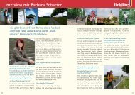 Hintergrundinformationen - Barbara Schaefer