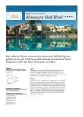 Spanien Golfreise mit PGA Pro Philip De Valle - Omegareisen ... - Seite 2
