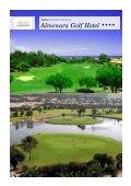 Spanien Golfreise mit PGA Pro Philip De Valle - Omegareisen ... - Seite 5