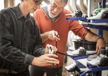ARBES - Druckerei, Ausrüsterei, Industriemontage