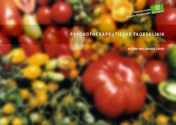 Psychotherapeutische Tagesklinik