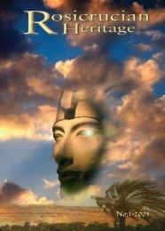 Rosicrucian Heritage Magazine - 2005-03 - AMORC