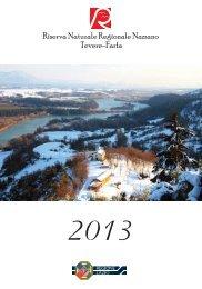 Calendario 2013.pdf - Riserva Naturale Tevere Farfa