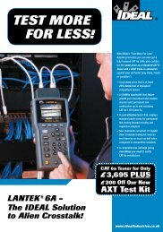 2007 LANTEK 6AB English Promo UKP - Trend Communications Ltd.