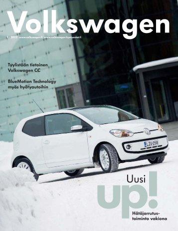 up!Uusi - Volkswagen