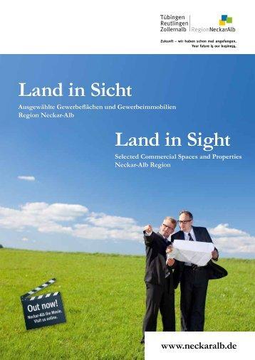 """""""Land in Sicht"""" - Ausgewählte Gewerbegebiete in Hechingen 810.6 kB"""