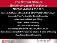 Improving Healthcare Quality and Patient Outcomes with ... - IUPUI