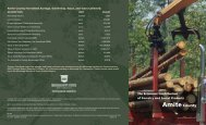 Amite - College of Forest Resources - Mississippi State University
