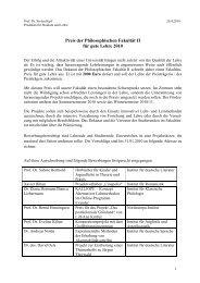 Preis für gute Lehre 2010 der Philosophischen Fakultät II.pdf