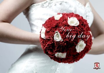 108135 MFC Wedding Brochure - Middlesbrough