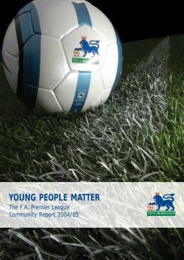 PL Community Report - 2004/05 - Premierleague.com