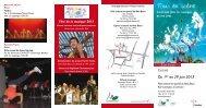 Du 1er au 29 juin 2013 - Lormont