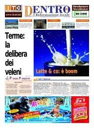 Latte & co: è boom - La Voce del Nord Est Romano