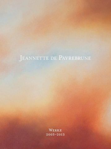Jeannette de Payrebrune