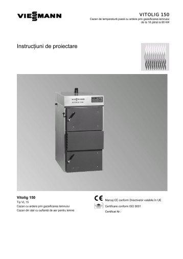 Instrucţiuni de proiectare - Centrale-termice.ro