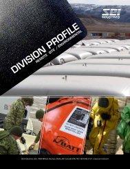 DIVISION PROFILE - SEI Industries Ltd.