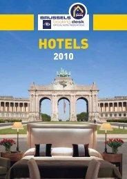 HOTELS - Visit Brussels
