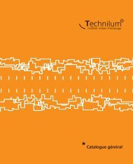 Catalogue PDF - Technilum