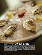 MANNA food & wine Book - Page 4