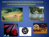 EOR Development - Midwestern Governors Association