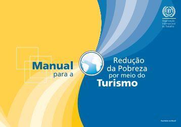 Manual para a Redução da Pobreza por meio do Turismo