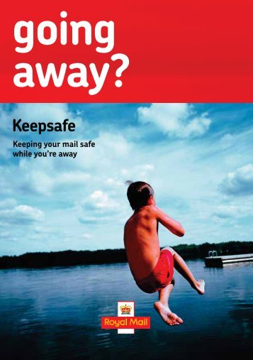 Keepsafe - Royal Mail