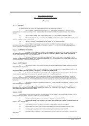 General Provisions for Fixed-Price Contracts - NSPA - Nato