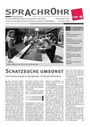 SPRACHROHR 4/2003