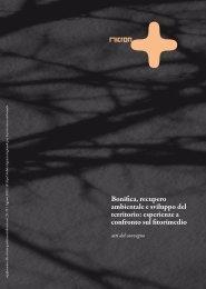 Atti convegno fitorimedio - ARPA Umbria