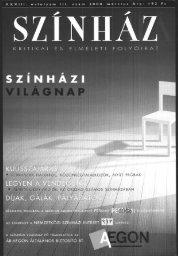 Koltai Tamás - Színház.net