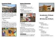 Schulflyer - auf der Homepage der Mittelschule und Grundschule ...
