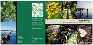 Järvakilen 1:2004 - SLL Tillväxt, miljö och regionplanering (TMR)