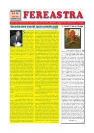 Revista iunie - Primaria Mizil