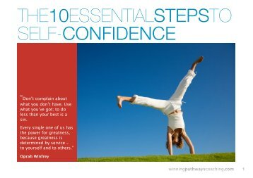 10StepsToSelfConfidence