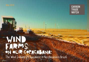 download report - Carbon Trade Watch