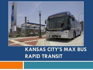 Kansas City MAX BRT - Metro